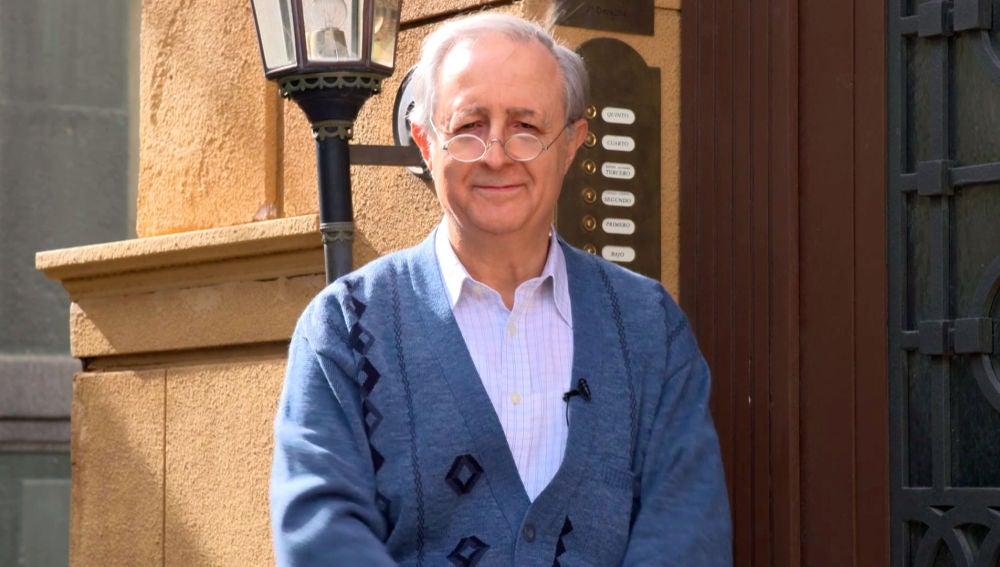 """José Antonio Sayagués: """"La trama de los Asturianos está siendo maravillosa"""""""
