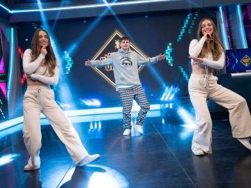 Twin Melody estrenan por todo lo alto su nuevo single 'No soy tuya' junto a Víctor Pérez en 'El Hormiguero 3.0'