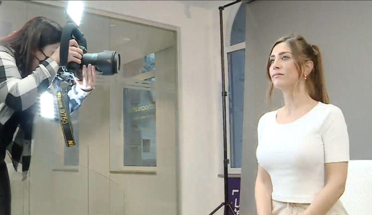 Crean un avatar en 3D de Alba Dueñas
