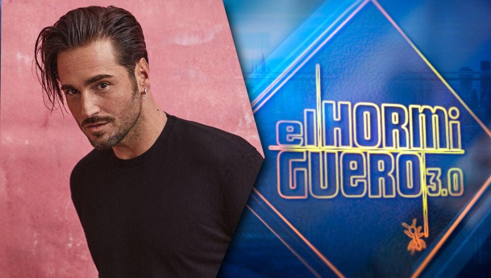 El jueves, cerramos la semana de 'El Hormiguero 3.0' con la música de David Bustamante