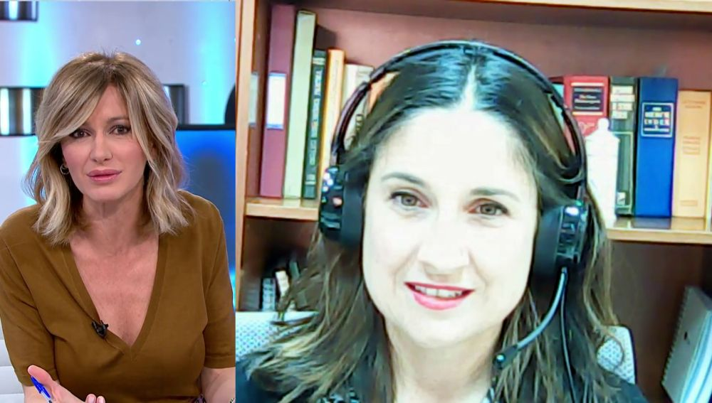Entrevista a Rosario Cáceres, farmacéutica, sobre AstraZeneca