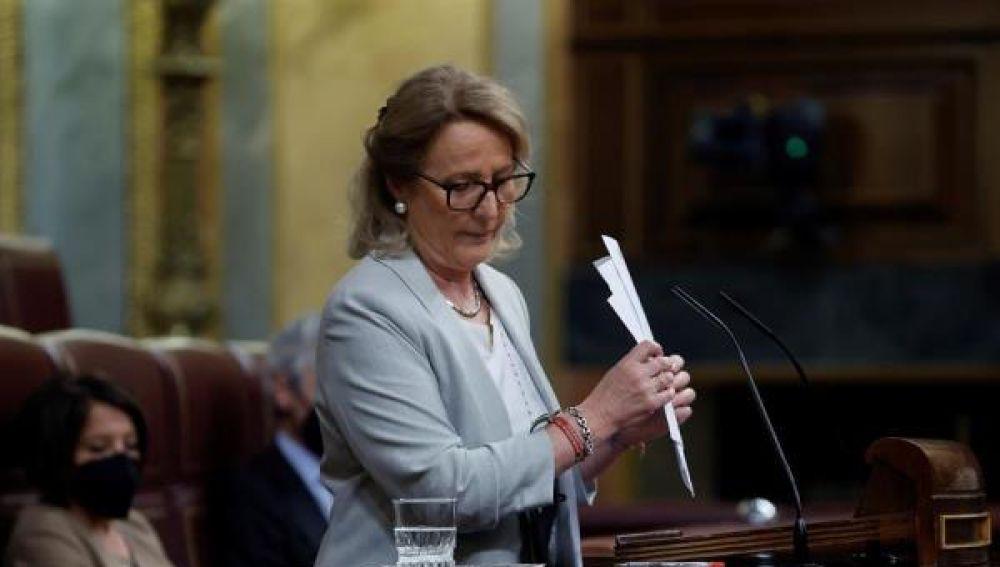 Lourdes Méndez, diputada de Vox