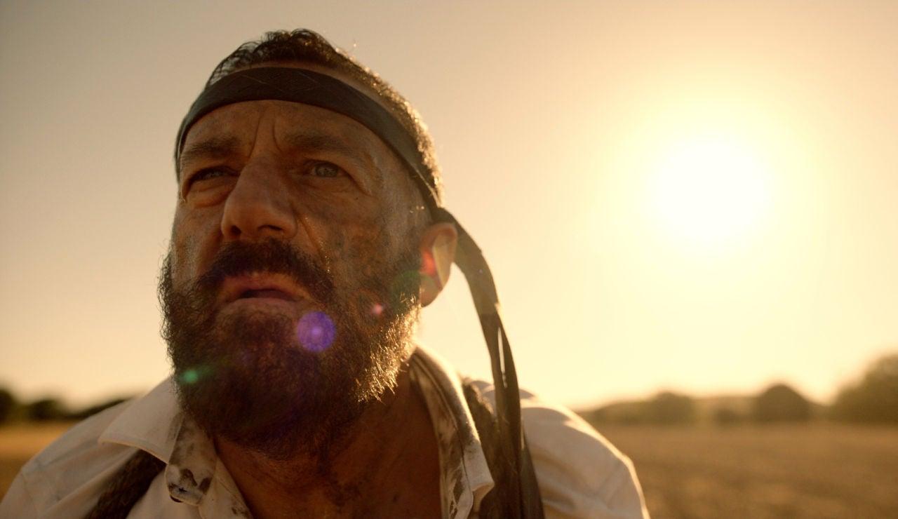 Pepón Nieto es Mariano Moreno en 'Los hombres de Paco'