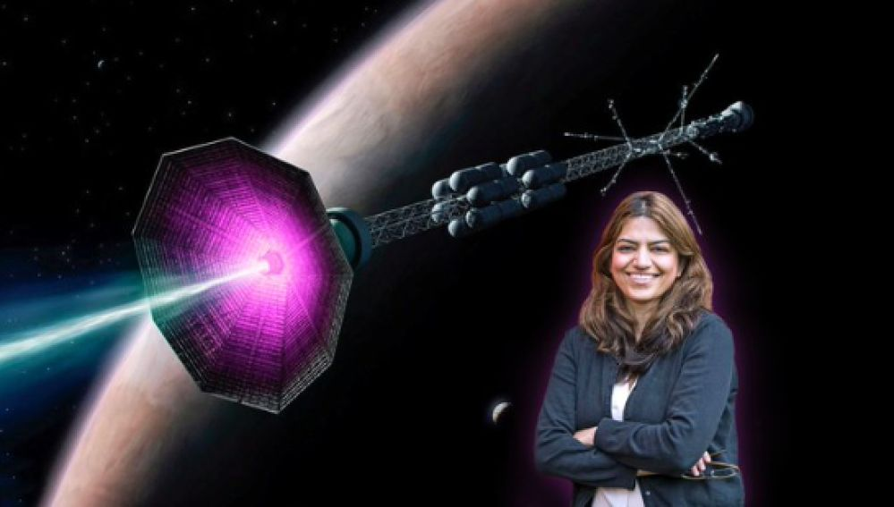 Idean nave espacial que permitiría viajar a Marte en semanas