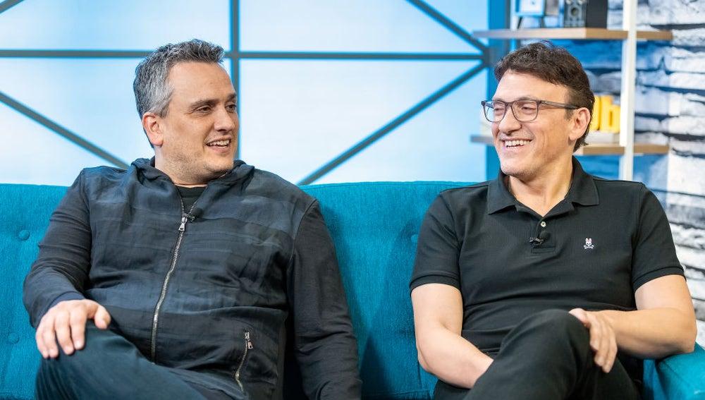 Los hermanos Anthony y Joe Russo