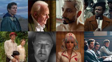 Películas nominadas a los Oscar 2021