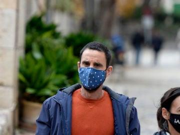 Dani Rovira, fotografiado en Mallorca
