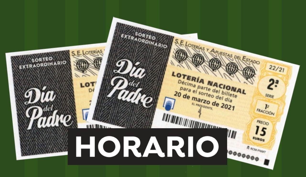 Sorteo Extraordinario del Día del Padre 2021: Horario y dónde ver el sorteo de la Lotería Nacional del 20 de marzo