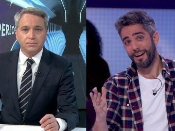 Vicente Vallés y Roberto Leal