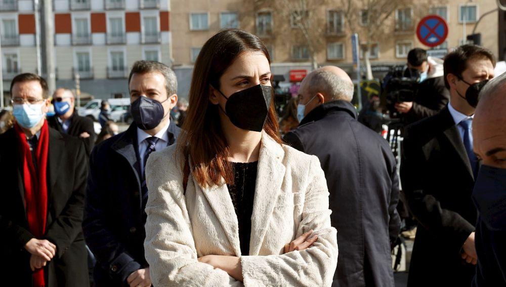 La portavoz de Más Madrid en el Ayuntamiento de la capital, Rita Maestre