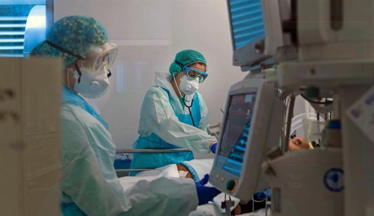 Muere el primer paciente contagiado en España con la cepa de Uganda de coronavirus