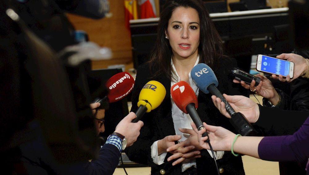 Una diputada de Cs abandona el partido 3 días antes de la moción en Castilla y León