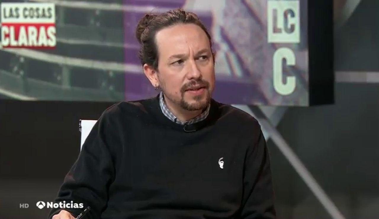 """Pablo Iglesias, sobre la nueva ley de alquiler: """"Sánchez no puede mentir a los ciudadanos a la cara"""""""