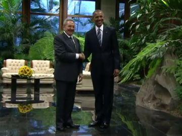 """Se cumple el V Aniversario de la visita de Barack Obama a Cuba para """"sellar"""" un proceso de acercamiento"""