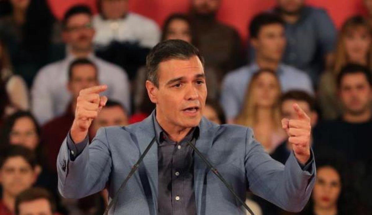 Imagen de archivo de Pedro Sánchez
