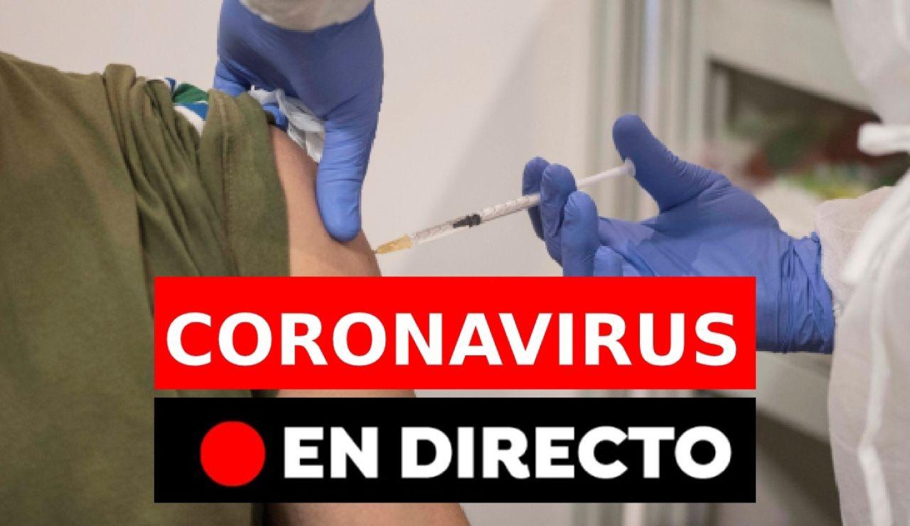 Coronavirus España hoy : última hora sobre las restricciones y la vacuna de AstraZeneca, en directo