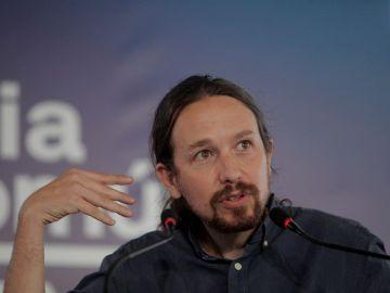 Pablo Iglesias, candidato a las elecciones de Madrid