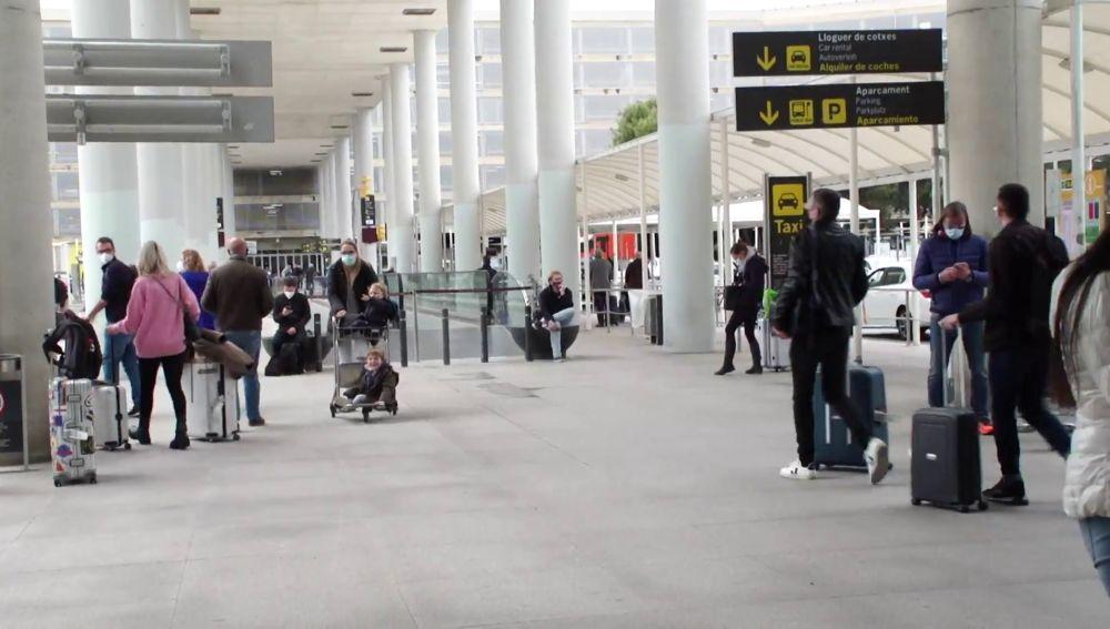 turistas alemanes