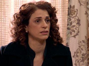María advierte a Sanabria de la decisión de Beltrán que cambiaría sus planes