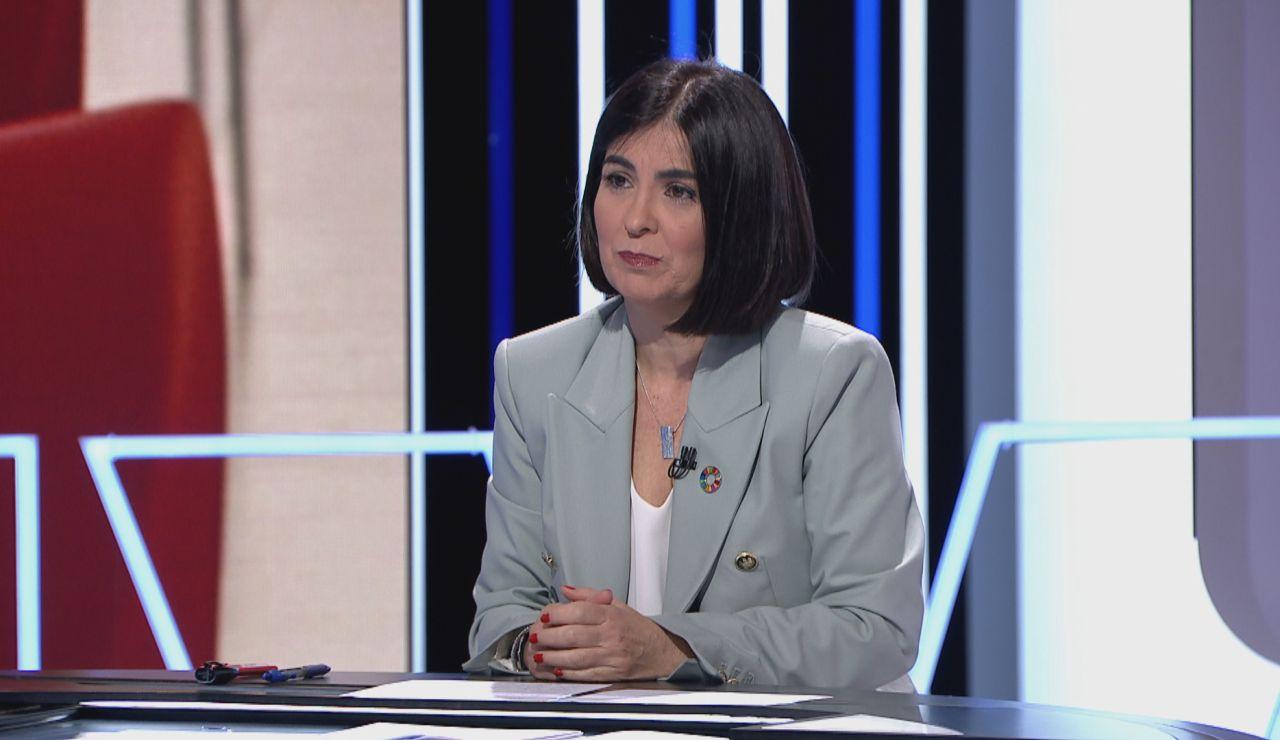 Carolina Darias en El Objetivo