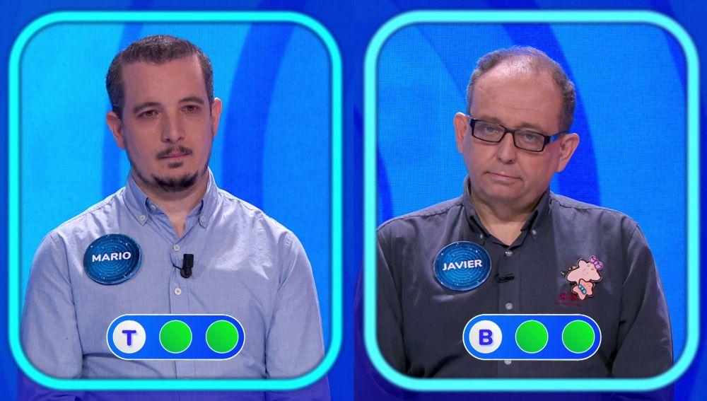 Javier lucha por la permanencia después de tres programas, ¿volverá al equipo azul?