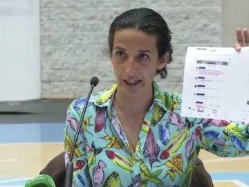 Patricia Ramírez, madre de Gabriel Cruz, denuncia el uso de las imágenes de su hijo muerto en Internet