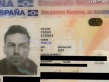 DNI Mario Casasa