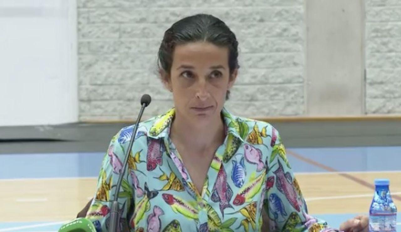 Patricia Ramírez, madre de Gabriel Cruz