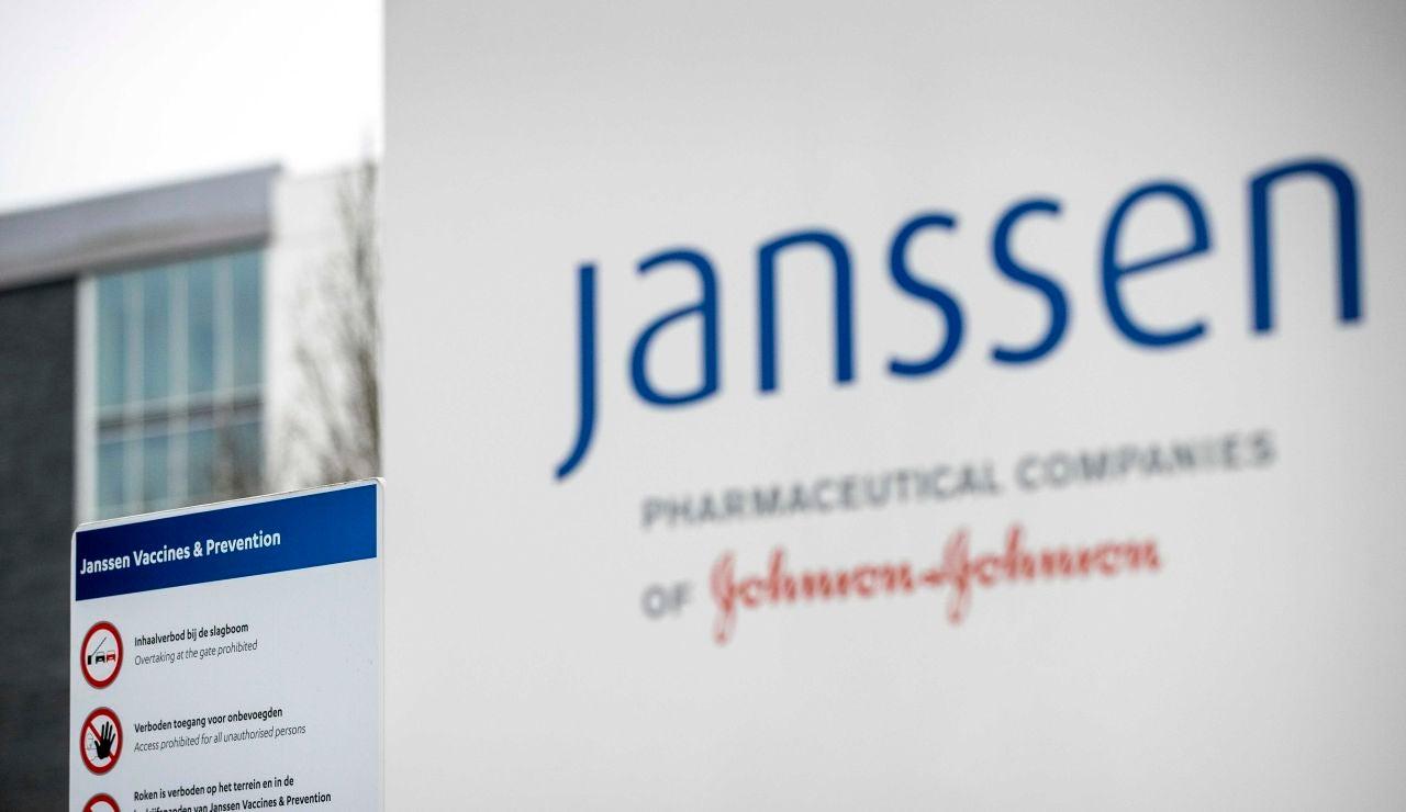 Imagen de los laboratorios de Janssen