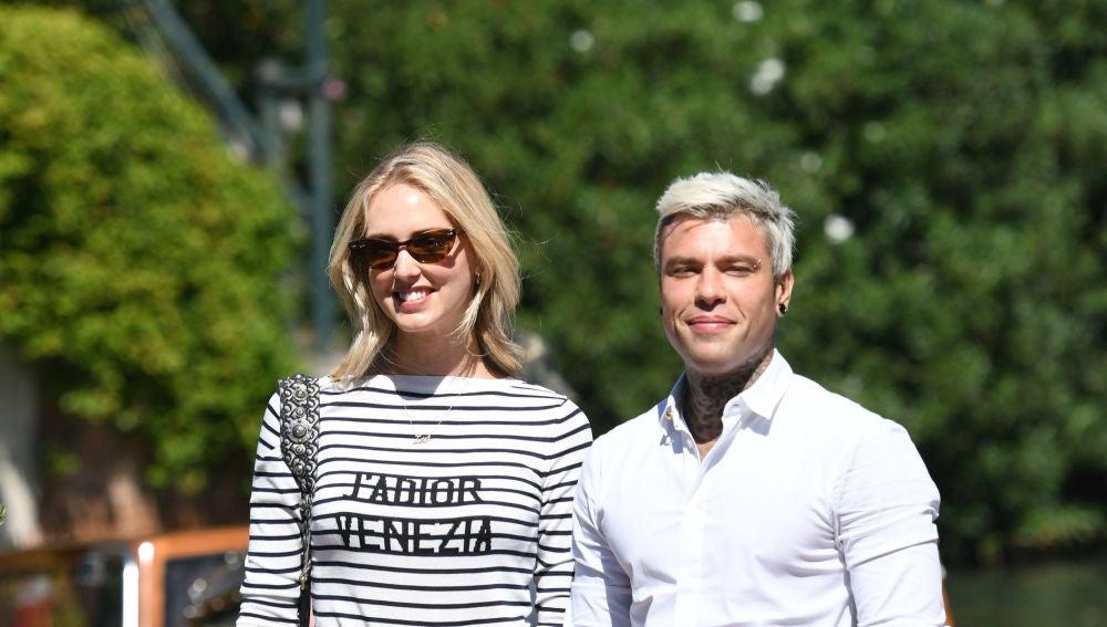 Chiara y Fedez