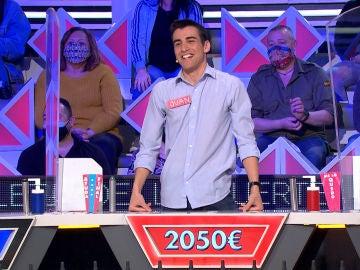 El espectacular juego de Juan: ¡Más de 2000€ en solo tres tiradas!