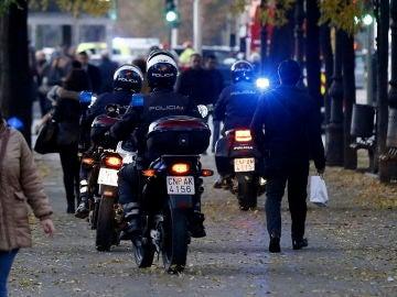Detenidos 6 jóvenes en una fiesta ilegal en Madrid por retener a varias chicas y por una denuncia por abuso sexual