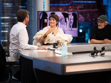 """Las surrealistas anécdotas de Sílvia Abril y David Fernández en Eurovisión: """"Aquello era una locura"""""""