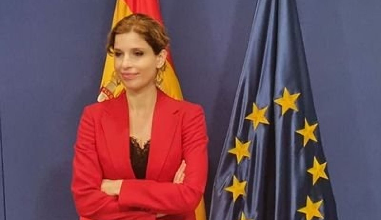 ¿Quién es Hana Jalloul, la número 2 de Ángel Gabilondo en las elecciones de Madrid?