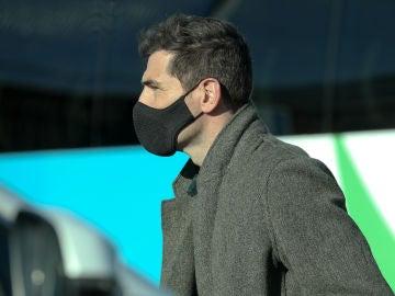 Iker Casillas, fotografiado en Madrid