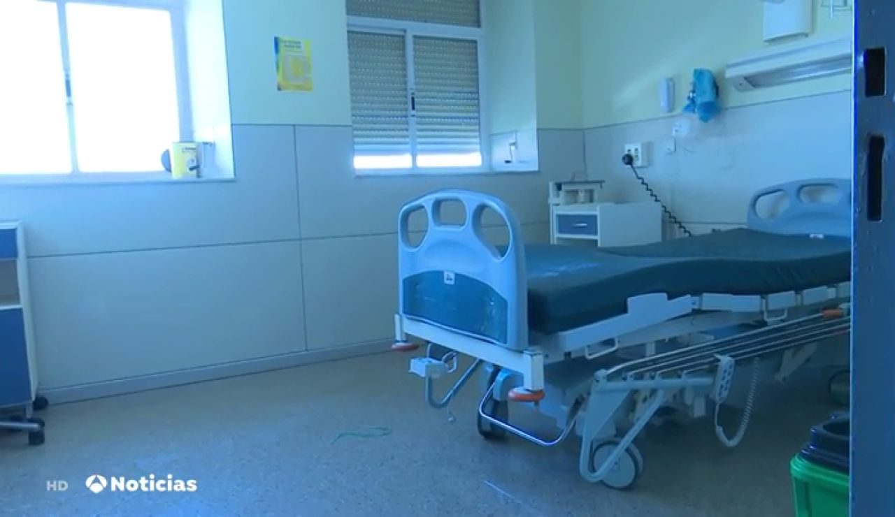 Angustiosa llamada al 112 para pedir ayuda a una paciente ingresada en un hospital de Valladolid