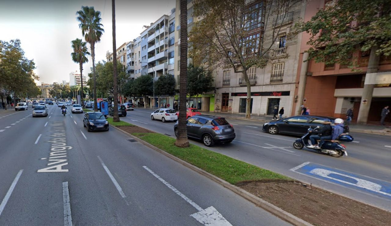 Avenida Joan March, Palma