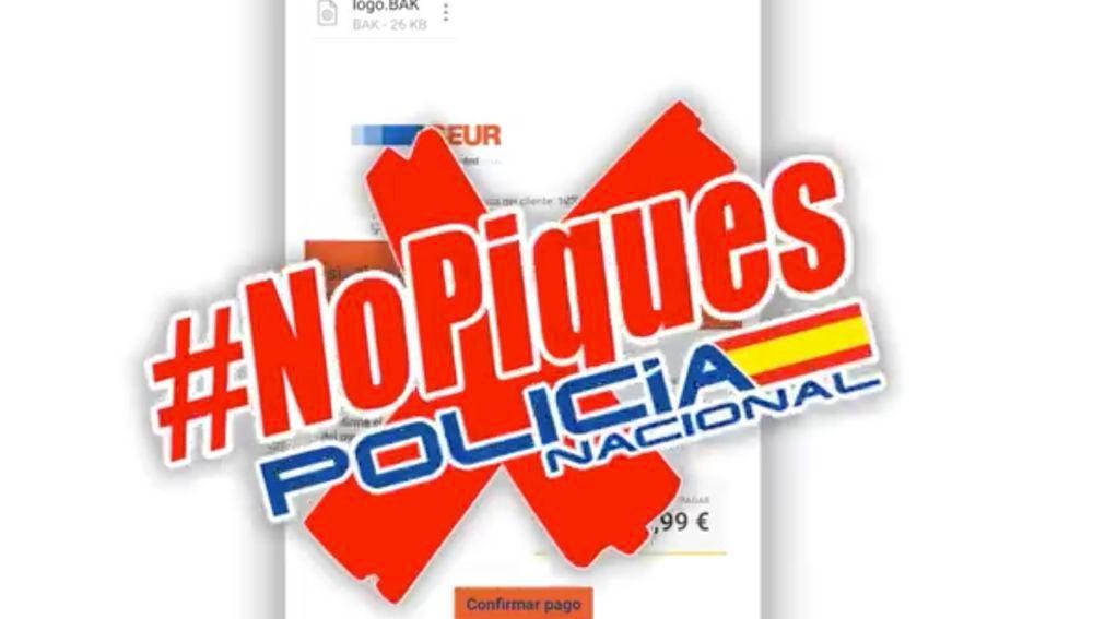 La Policía advierte de un SMS falso que suplanta la identidad de Seur