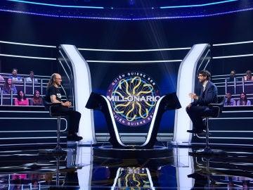Ponte a prueba con las mismas preguntas que Santiago Segura, Rosi de Palma y Vaquero en '¿Quién quiere ser millonario?'