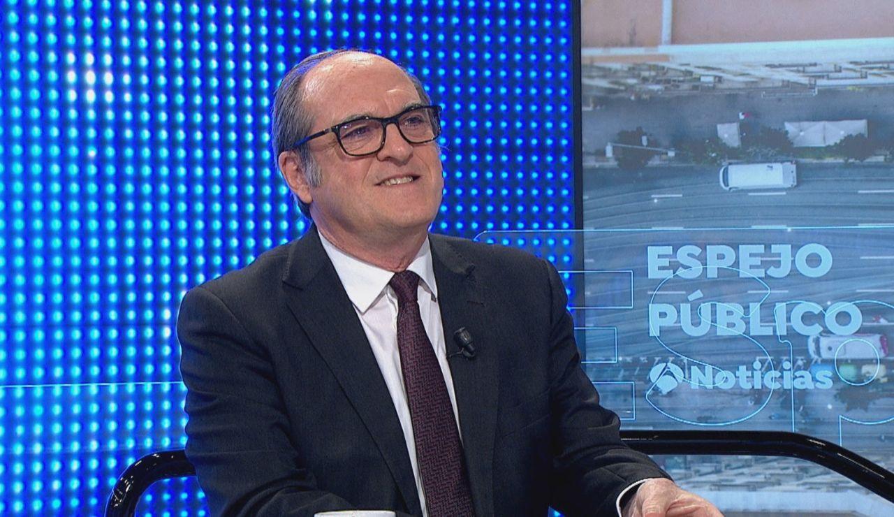 Ángel Gabilondo reconoce que Loquillo ha inspirado su campaña de las Elecciones en Madrid 2021