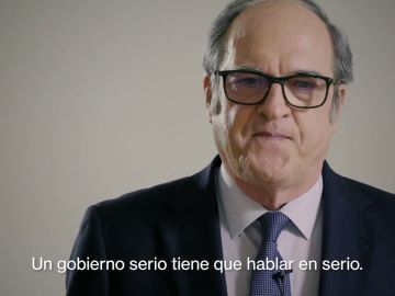Vídeo: El spot de campaña de Ángel Gabilondo inspirado en Loquillo para las elecciones de Madrid