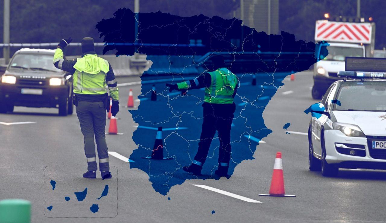 Restricciones en Madrid, Cataluña, Navarra, Comunidad Valenciana, Galicia, Baleares y cada comunidad autónoma vigentes hoy