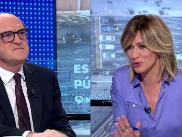 Elecciones Madrid 2021: Ángel Gabilondo en Espejo Público