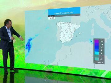La previsión del tiempo hoy: Temperaturas en ascenso casi generalizado, salvo en Galicia, Asturias y Cantabria