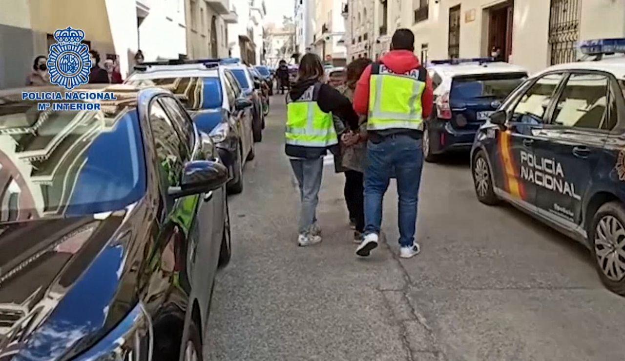 Detenida una empleada del hogar por robar pertenencias por valor de 30.000 euros