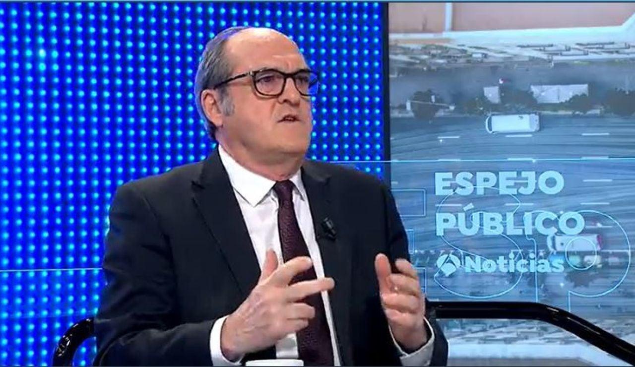 """Ángel Gabilondo: """"Si la política es ser Juana de Arco, yo estoy equivocado"""""""