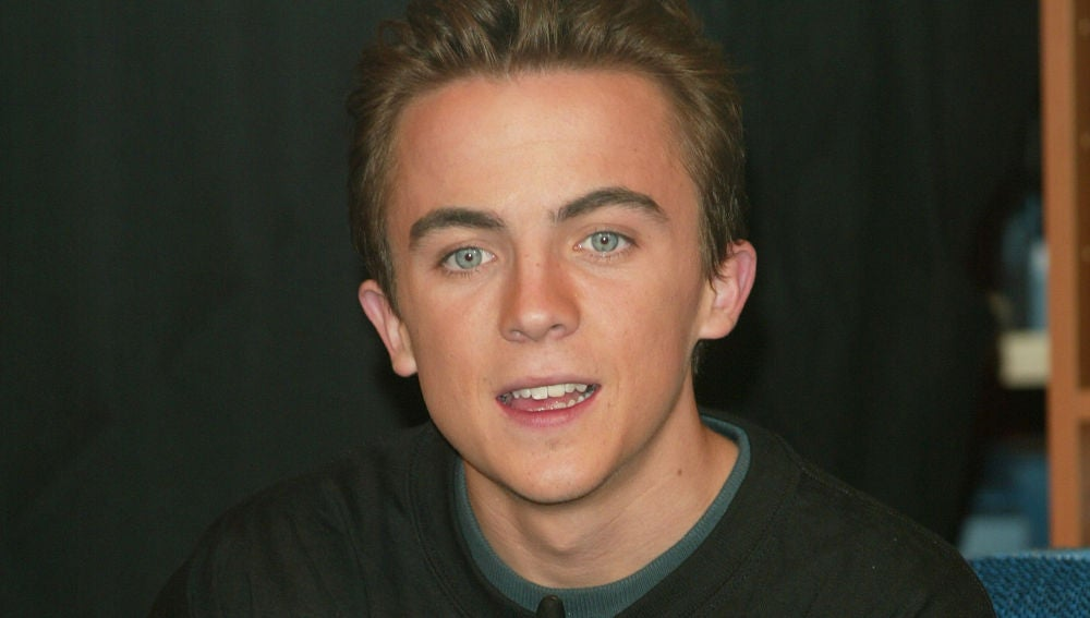 El actor Frankie Muniz de 'Malcolm in the Middle'