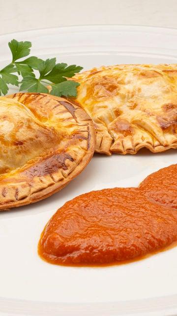 Receta de mini pastelitos de atún con tomate, de Karlos Arguiñano