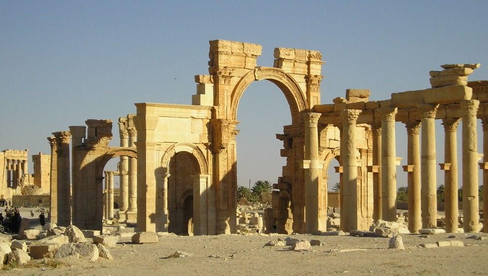 Efemérides de hoy 26 de marzo de 2021: Palmira