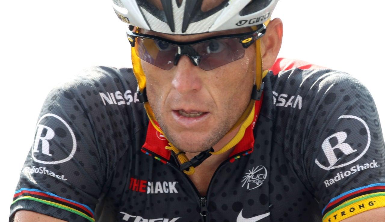 Lance Armstrong, ciclista sancionado por dopaje